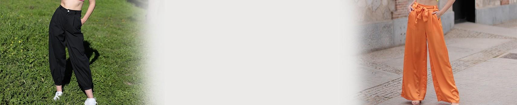 Comprar Pantalones casual de Mujer Online | Pantalones |【Fasto Shop】